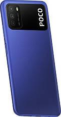 Xiaomi POCO M3 4/64 Blue Гарантия 1 Год, фото 3