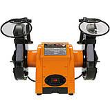 Точильный станок 150 мм Workman RBG625A, фото 2