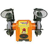 Точильный станок 150 мм Workman RBG625A, фото 4