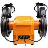 Точильный станок 150 мм Workman RBG625A, фото 5