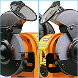 Точильный станок 150 мм Workman RBG625A, фото 7