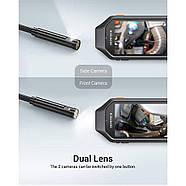 "Видеоэндоскоп Depstech DS450 2Mp 4.5"" (2 объектива), фото 5"