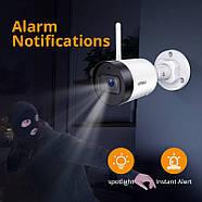 WiFi видеокамера IMOU Bullet Lite (Dahua IPC-G22P) 2Mp, IP, уличная, фото 3