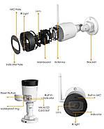 WiFi видеокамера IMOU Bullet Lite (Dahua IPC-G22P) 2Mp, IP, уличная, фото 7