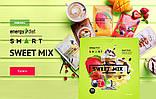 Заменители питания ,Energy Diet Smart Sweet Mix,Ассорти из 5 вкусов энерджи диет коктейль для похудения, фото 4