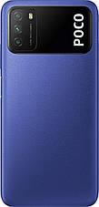 Xiaomi POCO M3 4/128 Blue Гарантия 1 Год, фото 2