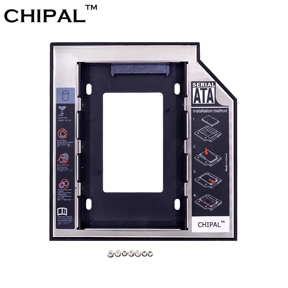 Optibay для SSD 2.5  SATA  12.7mm (Карман HDD SSD)
