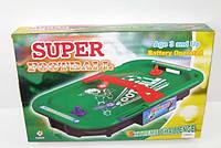 Детская спортивная настольная игра мини футбол 2866F для мальчиков. Спорт и отдых