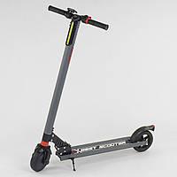 """Электросамокат 27534 X-Best Scooter  КОЛЕСА 6,5"""" Cерый 36V/6Ah 250W. Елетросамокат., фото 1"""