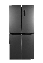 Холодильник - GMD-180HNX, (нерж, Multi-Door NF, 180см) (GRUNHELM)