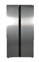 Холодильник - GNB-180MLX, (нерж, SBS NF, 179см) (GRUNHELM)