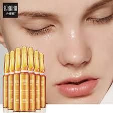 Сыворотка SENANA  отбеливающая эссенция для кожи с гиалуроновой кислотой