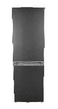 Холодильник - GNC-185HLX 2,(нерж, двухк, нижн мороз, 185см) (GRUNHELM)