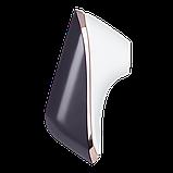 Вакуумный клиторальный стимулятор Satisfyer Traveler (мятая упаковка), фото 4
