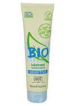 Органическая интимная смазка Hot Bio Sensitive, 150 мл
