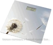 ВЕСЫ электронные - BES-BLG (Одуван, квадрат.,макс-180кг) (GRUNHELM)