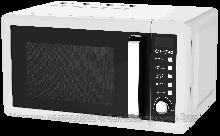 МИКРОВОЛНОВАЯ ПЕЧЬ - 20UX45-LW (белая) 20л, 800 Вт,кнопкова (GRUNHELM)