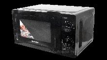 МИКРОВОЛНОВАЯ ПЕЧЬ - 20MX701-B(черная) 20л, 800 Вт, механ-ая(GRUNHELM)