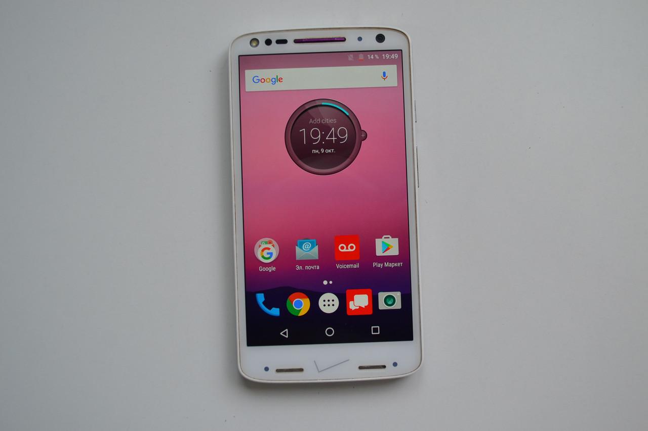 Motorola Droid Turbo 2 Purple XT1585 32Gb Оригинал!