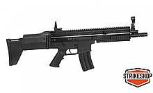 Штурмова гвинтівка D-Boys SCAR-L Black