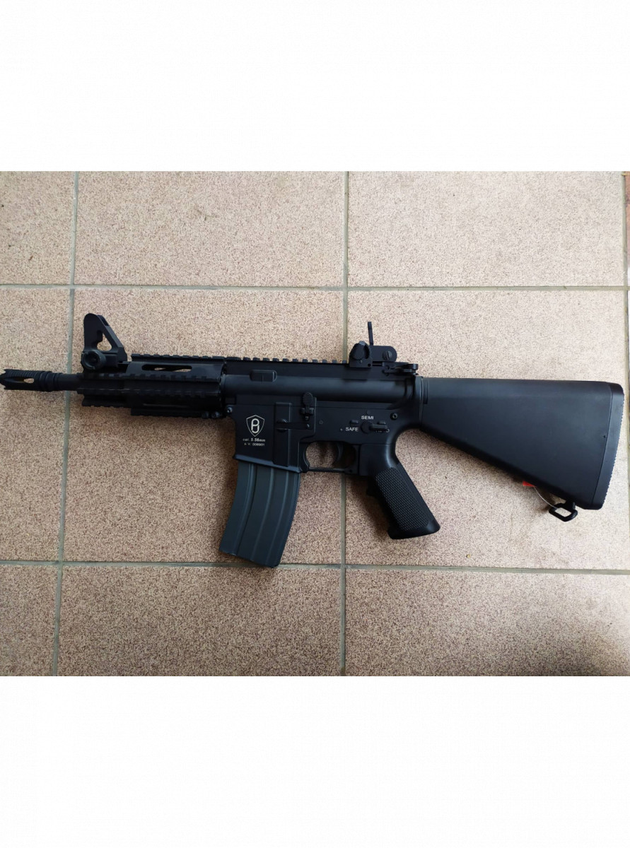 Штурмова гвинтівка A&K M4 CQB NAVY PJ4