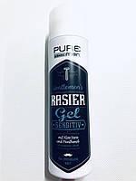 Гель для бритья Pure & Basic men sensitiv , 200 ml