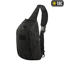 Рюкзак M-TAC однолямочний ARMADILLO Black