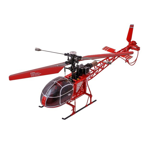 Вертолёт на р/у 2.4GHz WL Toys V915 Red 4-канальный 850 мАч
