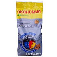 Порошок для стирки универсальный Wash&Free (со стружкой хозяйственного мыла) 10 кг