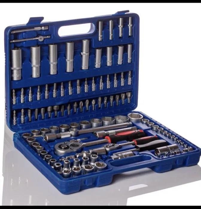 Набір головок ключів інструментів 108 шт Lex Польща