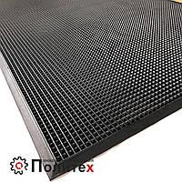 ГИЗА Резиновый противоскользящий коврик, 1500х900 мм, черный