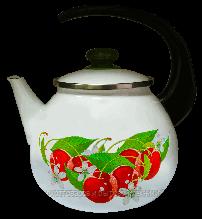 GT-U-125-KС Чайник TM GUSTO Українські вишні 2,5 л