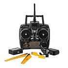 Вертолёт на р/у 2.4GHz WL Toys V915 Yellow 4-канальный 850 мАч, фото 6