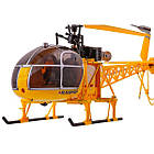 Вертолёт на р/у 2.4GHz WL Toys V915 Yellow 4-канальный 850 мАч, фото 8
