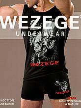 Комплект чоловічої нижньої білизни  Wezege 7090 в розмірі XXL