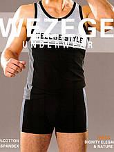Комплект чоловічої нижньої білизни  Wezege 7111 в розмірі L