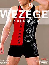 Комплект чоловічої нижньої білизни  Wezege 7073 в розмірі L