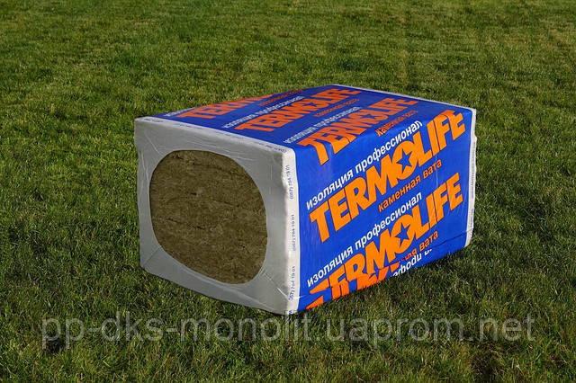 Вата мінеральна для утеплення фасаду Termolife