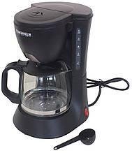 Капельная кофеварка GDC06, 600Вт 0.6л (GRUNHELM)