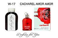 Женские наливные духи Amor Amor Кашарель  125 мл