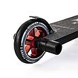 Трюковой самокат с пегами для прыжков Crosser Titan 5.0 Самокат для трюков красный, фото 6