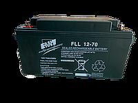 Аккумуляторная батарея FAAM серии FLL12-70