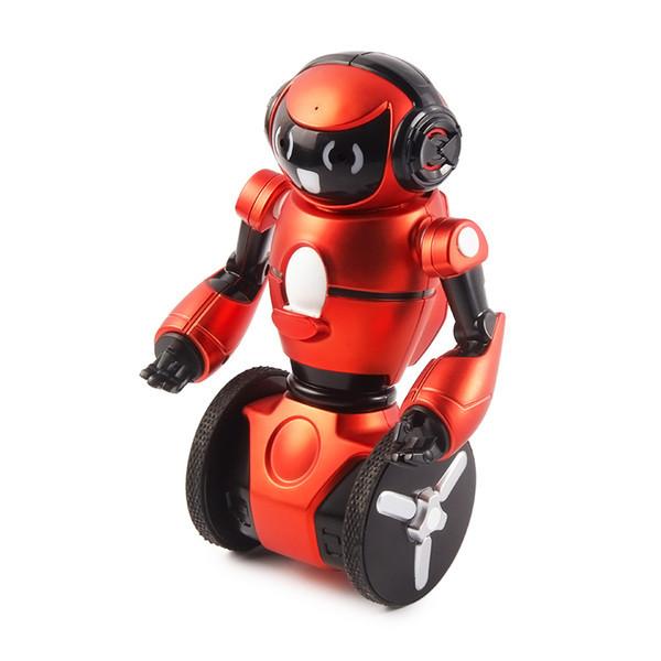 Радиоуправляемый робот WL Toys F1 Red с гиростабилизацией