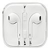 Проводные наушники Apple EarPods гарнитура для смартфона айфона