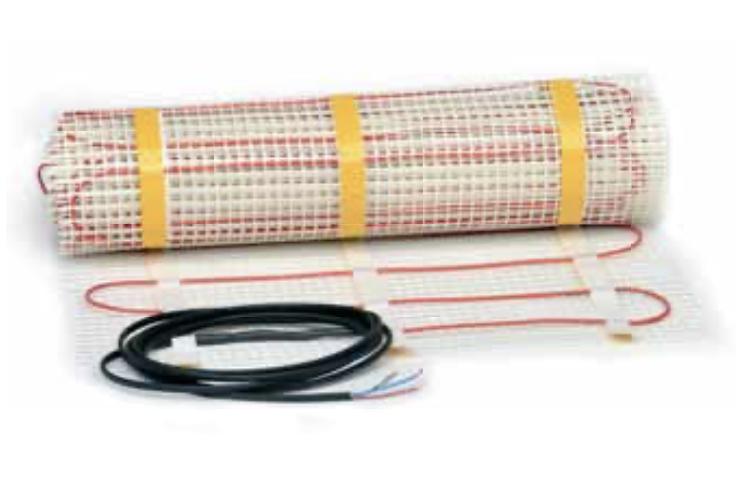 CTAE-200,  нагревательный мат двужильный 300W,   1,5 m² (0,5x3m)