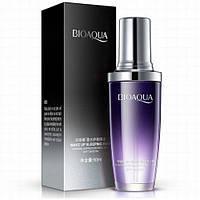 Масло для волос с пурпурным розмарином Bioaqua Wake Up Sleeping Hair 02