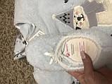Тепла піжама жіноча, фото 6