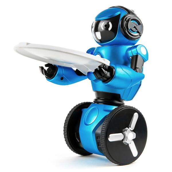 Радиоуправляемый робот WL Toys F1 Blue с гиростабилизацией