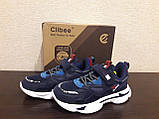 Синие кроссовки для мальчика ТМ Clibee., фото 6