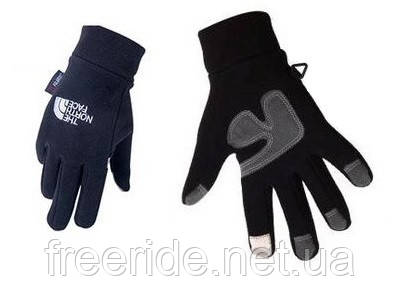 Флисовые сенсорные перчатки The North Face (L)